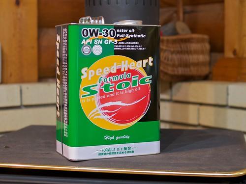 Speed Heart Formula Stoic 0W-30 API SN GF-5