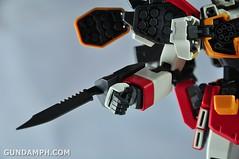MG 1-100 Gundam HeavyArms EW Unboxing OOTB Review (91)
