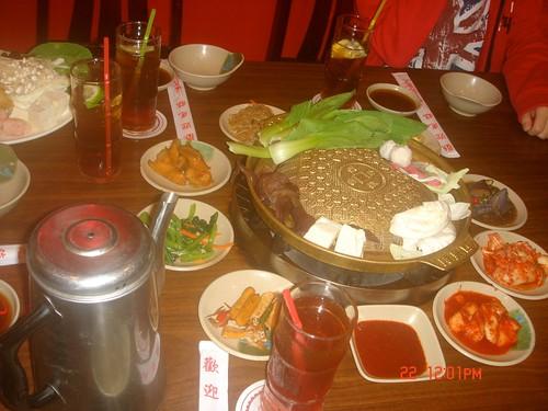 愛樂廚房 韓式燒烤吃到飽6