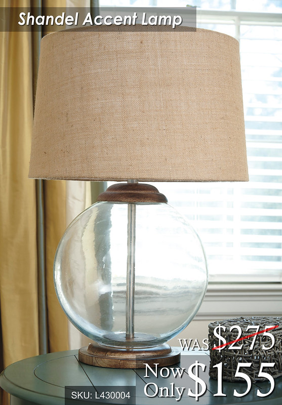 Shandel Accent Lamp