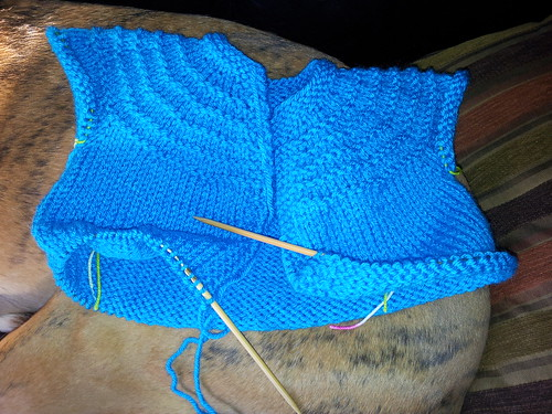 5 hour baby sweater