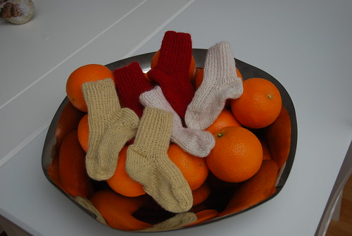 Stashbuster baby socks