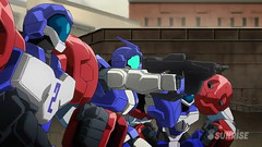 Gundam AGE 2 Episode 23 The Suspicious Colony Youtube Gundam PH (28)