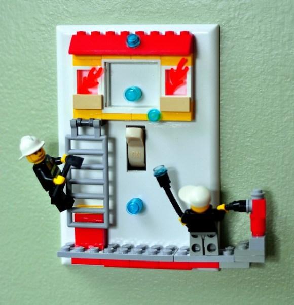 Lego Switchplates