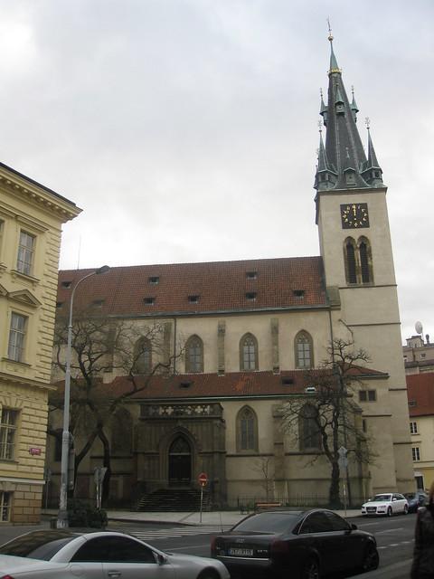 Kostel svatého Štěpána (Church of St Stephen)