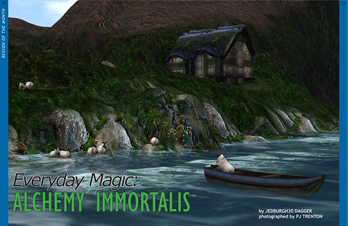 Prim Perfect Issue 40: Region of the Month - Alchemy Immortalis