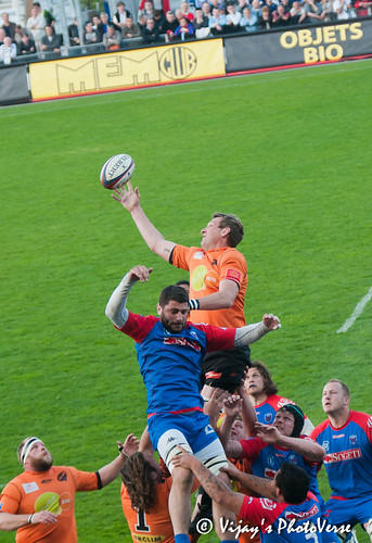 Rugby Photoshoot - Grenoble vs Narbonne - 31/03/12