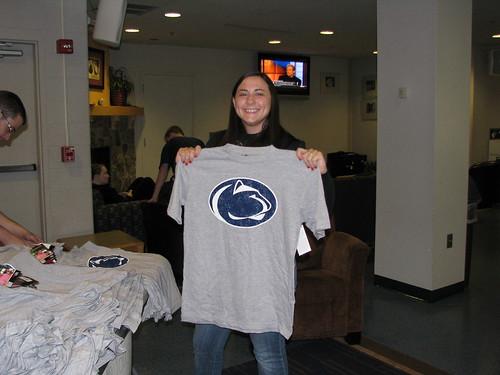 Fair Trade T-shirt Exchange - Day 1