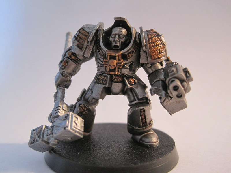 Zombie Grey Knight 4 Devlan Mud