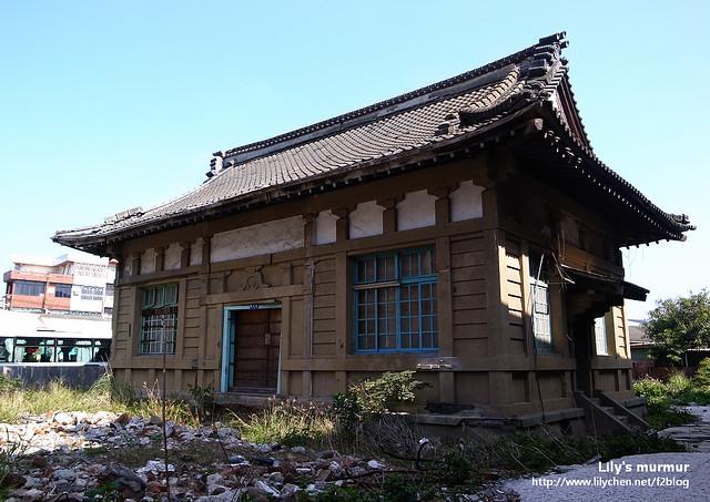二林警察局旁邊的武德殿,不曉得有沒有機會被整修呢?