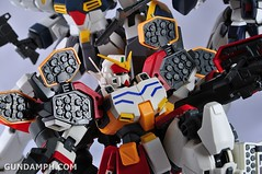 MG 1-100 Gundam HeavyArms EW Unboxing OOTB Review (110)