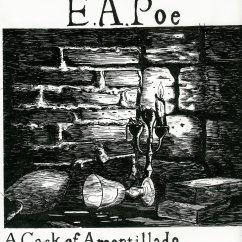 The Cask Of Amontillado Story Diagram Wiring Subwoofer A Edgar Allan Poe Pen And Ink
