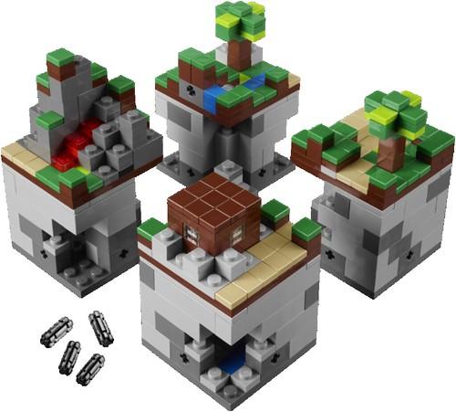 LEGO Minecraft (5)