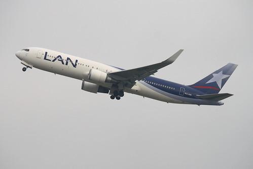 LAN | Boeing 767-300ER @ SBGR