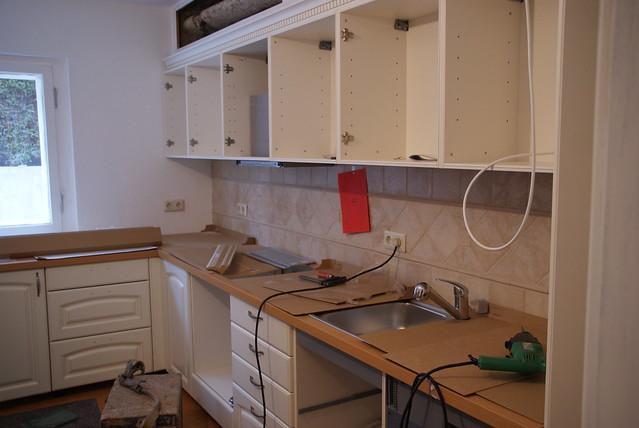 Kücheneinbau Teil 3