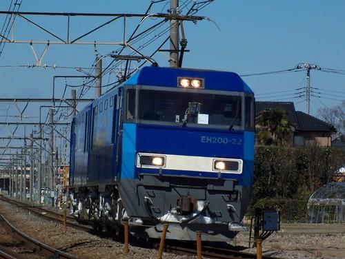 EH200-22 @吹上~行田