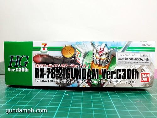 HG 144 2011 7 Eleven RX-78-2 Ver G30th (4)