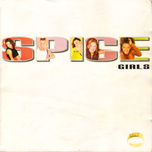 Spice girls CD
