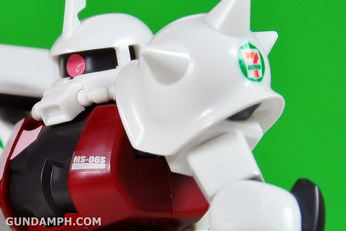 HG 1-144 Zaku 7 Eleven 2011 Limited Edition - Gundam PH  (54)