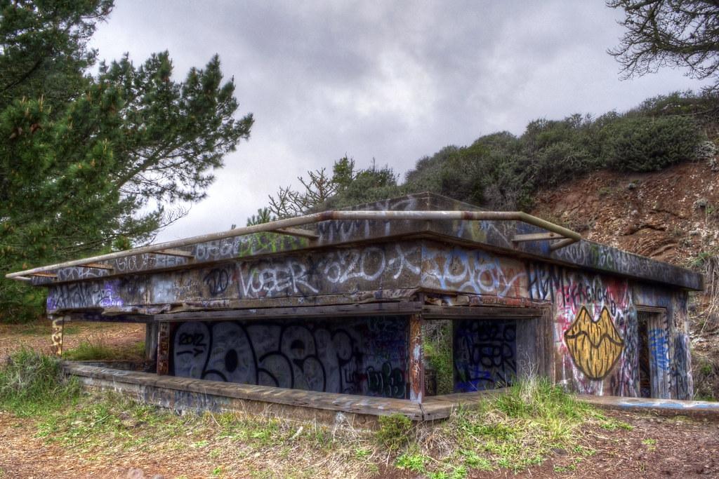 Golden Gate Bunker