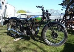 1931 Royal Enfield Motorcycle