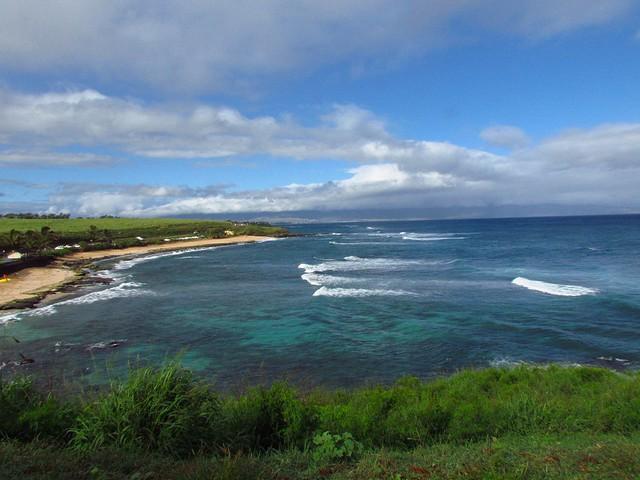 Bay in Maui