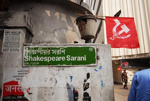 Communists In Kolkata's