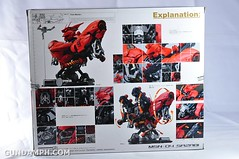 Formania Sazabi Bust Display Figure Unboxing Review Photos (4)