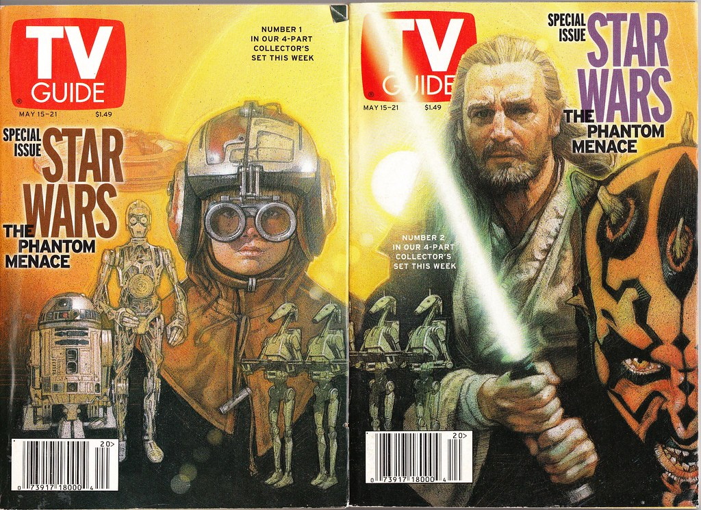TV Guide covers 1-1