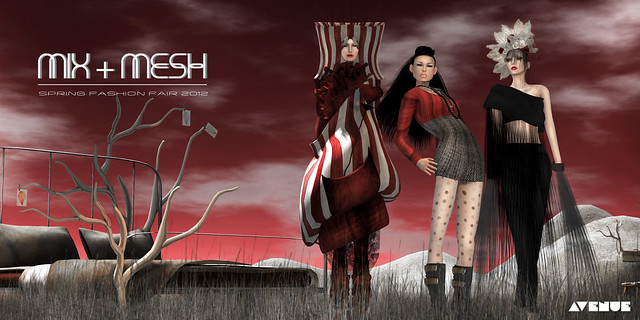 AVENUE Mix+Mesh2012
