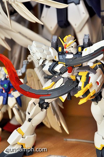 New DSLR for GUNDAMPH test shot (2)