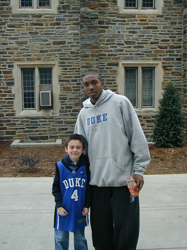 5- Bailey with DeMarcus Nelson