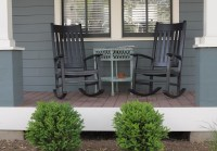 front porch rocking chairs | Flickr - Photo Sharing!