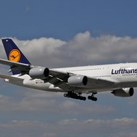 Lufthansa D-AIMA Airbus A380-841 #MIA