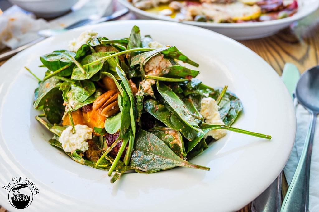 Watson's Bay Beach Club salad