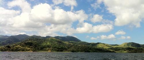 Lake Arenal Panarama