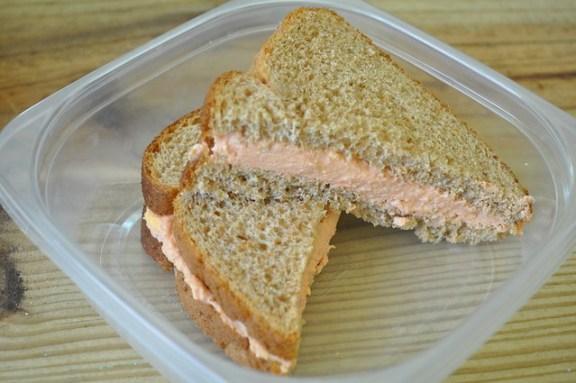 Sandwich Mezcla - Pimento Cheese