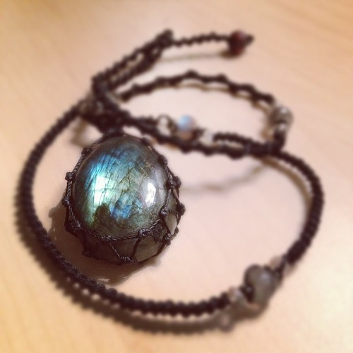 Day 96 of Project 365: Labradorite