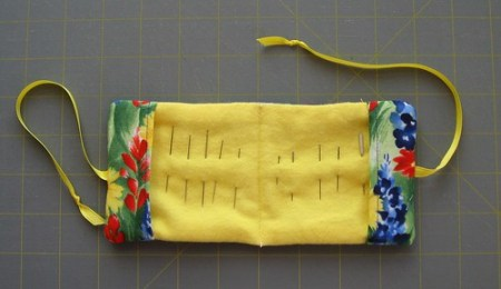 Needle Case inside