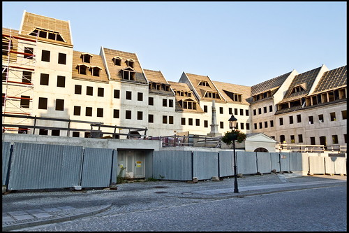Neubau Töpfermarkt Zgorzelec