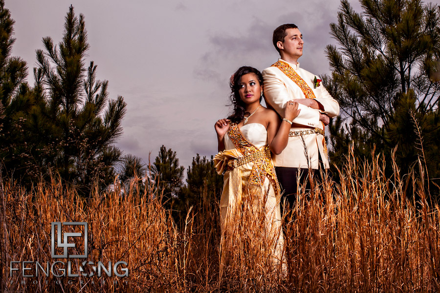 Rosanna & Doug's Traditional Cambodian Engagement Ceremony | Lawrenceville Atlanta Cambodian Wedding Photographer