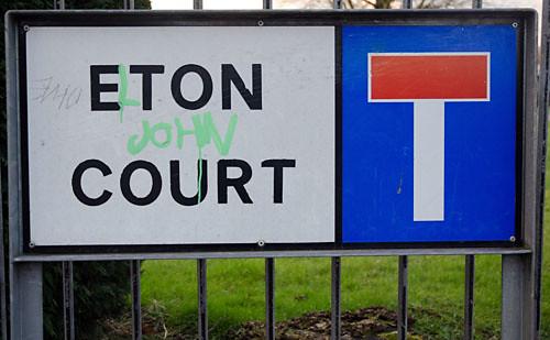 Elton John Court