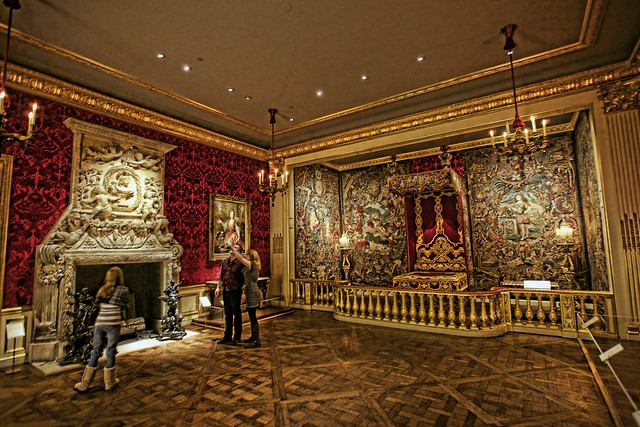 State Bedroom In The Style Of Louis XIV Flickr Photo Sharing