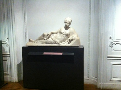 Statue at Alexandria National Museum