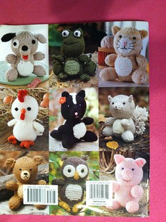 Amigurumi Animal Friends Pattern Book Back