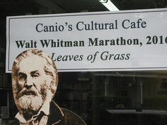 Canio's Leave of Grass marathon 052116