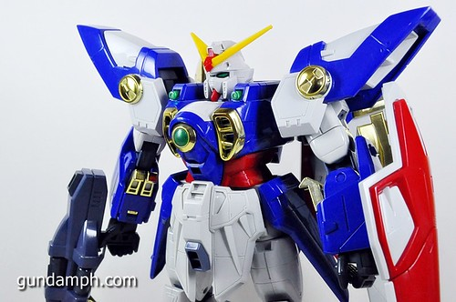 1-60 DX Wing Gundam Review 1997 Model (45)