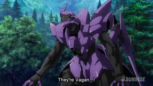 Gundam AGE Episode 18  Battle at the Graduation Ceremony Screenshots Youtube Gundam PH (21)