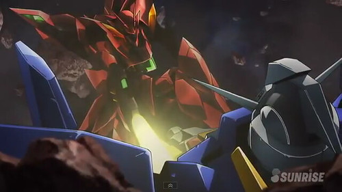 Gundam AGE Episode 20 The Red Mobile Suit Screenshots Youtube Gundam PH (32)