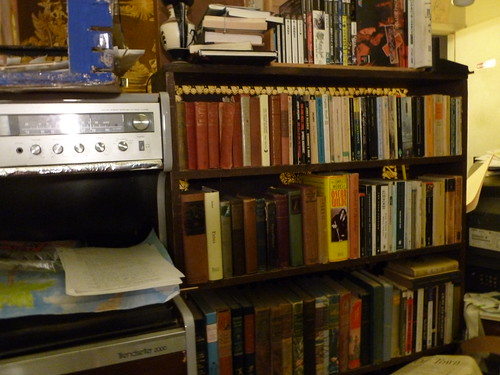 literary shelf